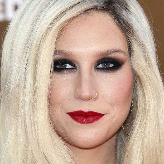 Kesha é pisciana do dia 01/03