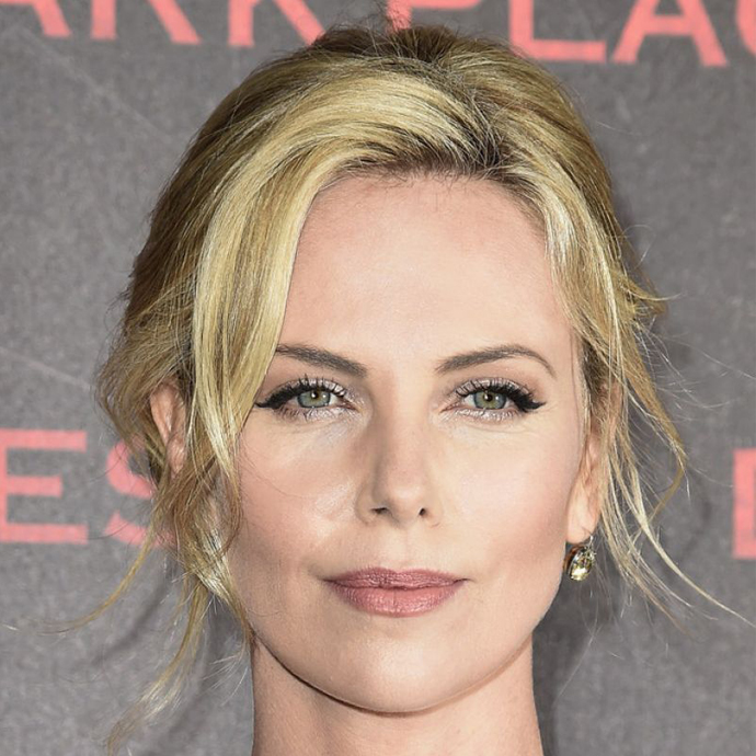 Charlize Theron é leonina do dia 07/08