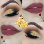 Tutorial - maquiagem inspirada na PRINCESA BELA
