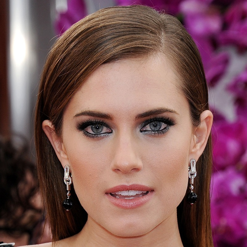 Allison Williams é ariana do dia 13/04