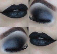 maquiagem-batom-preto