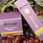 Dermage lança linha Age Inverse com Resveratrol
