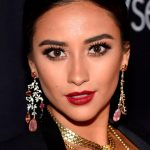 Top 10 makes Shay Mitchell