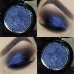 Azulês - sombra holográfica da coleção #FAZOLHÃO da quem disse, berenice? por Bruna Tavares