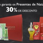 Black Friday com L'Occitane au Brésil - garanta os presentes da Natal pra família!