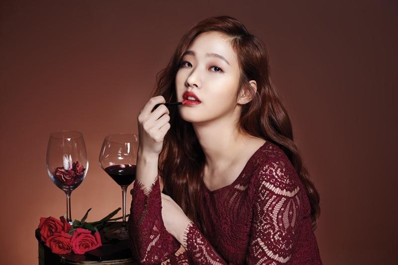 Wine Lip Tint - O batom de vinho que está bombando na