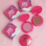 Os blushes da Niina Secrets para T.Blogs