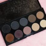 A paleta de sombras BLACK da Luciane Ferraes