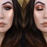 Maquiagem de Natal Baratinha e super Glam