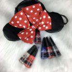 Swatches Coleção Minnie Mouse da Risqué