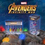 A coleção de make inspirada em Vingadores: Guerra Infinita
