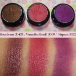 Sombras lindas da Yes Cosmetics