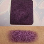 Tutorial - make roxo com glitter furta-cor