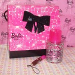 Kit fofo Barbie Glitter da Avon