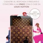 PROMOÇÃO no Moda it: iPad2 + case by Louis Vuitton!