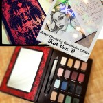 Paleta de sombras Tattoo Chronicles Candelabra Edition da Kat Von D
