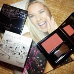 Os blushes da coleção de maquiagem da Adriane Galisteu para Bless Cosmetics