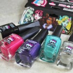 Kit de esmaltes Monster High