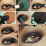 Tutorial de maquiagem para o Instagram @brutavaresppf