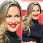 O batom da Claudia Leitte no The Voice Brasil