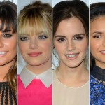 Lea Michele, Emma Stone, Nina Dobrev e Emma Watson na ELLE Women in Hollywood