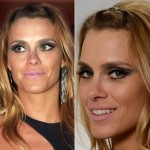As maquiagens das atrizes na festa da novela Salve Jorge