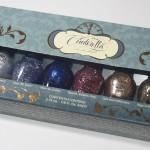 O kit de esmaltes da OPI by Sephora da coleção Cinderella