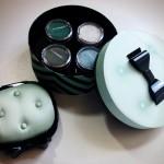 Paleta e kit de pigmentos da coleção Glamour Daze Holiday 2012 da MAC