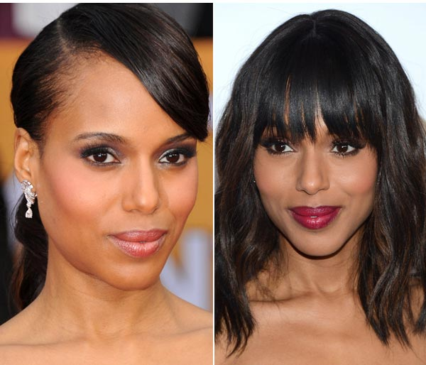 Kerry Washington é aquariana do dia 31/01.