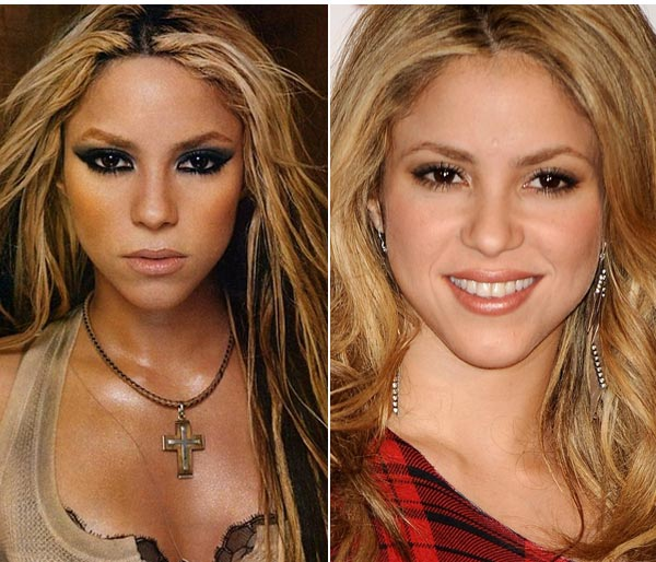 Shakira é aquariana do dia 11/02.