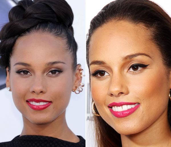 Alicia Keys é aquariana do dia 25/01.