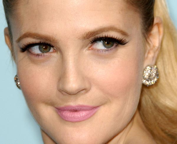 Drew Barrymore é pisciana do dia 22/02.
