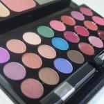 Palette de maquiagem Make B Black Crystal de O Boticário