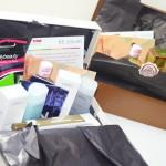 Travelbox - uma caixinha especial com produtos para o nécessarie de viagem