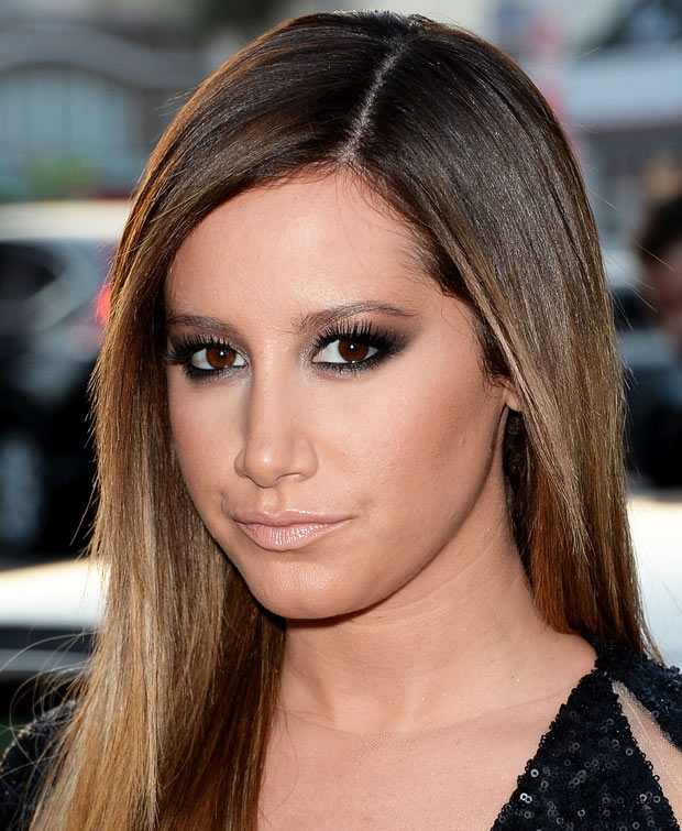 Ashley Tisdale é canceriana do dia 02/07.