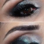 Tutorial - maquiagem de festa para olhos fundos e saltados