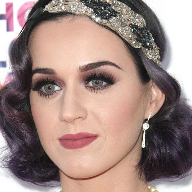 Katy Perry é escorpiana do dia 25/10.