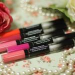 As cores de verão do batom Aqua Rouge da Make Up For Ever