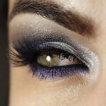 Tutorial - maquiagem metálica com a Vice Palette 2