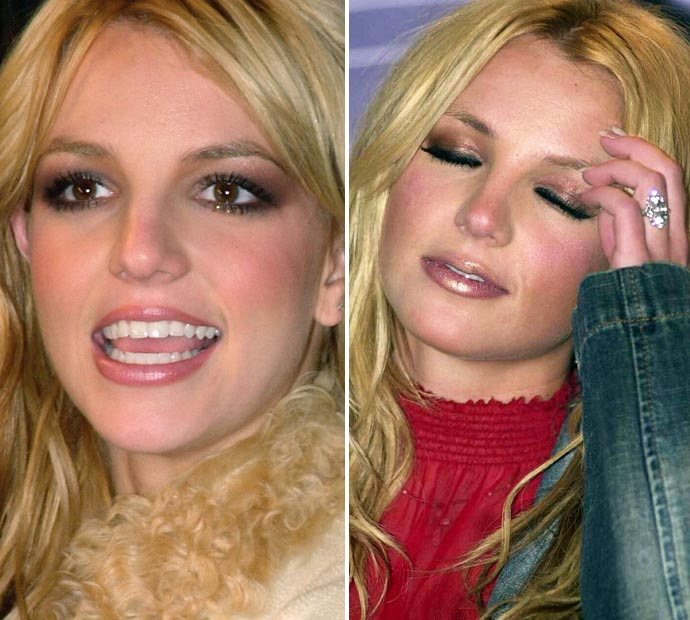 britney-spears-makeup