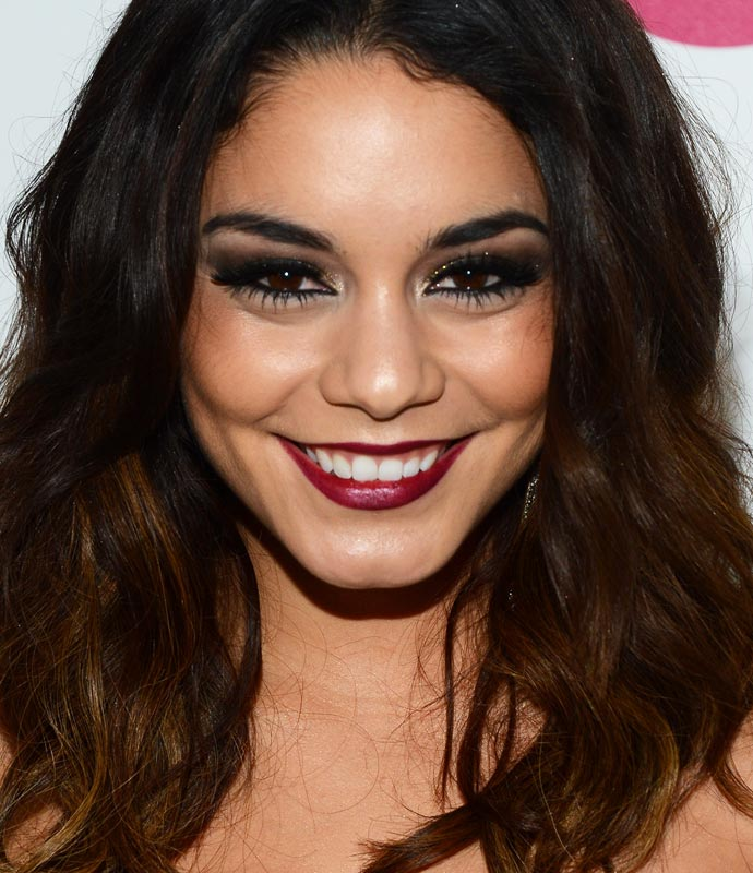 Vanessa Hudgens é sagitariana do dia 14/12.