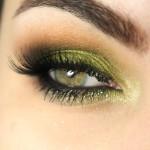 Tutorial - Maquiagem verde limão Tinker Bell