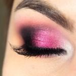 Tutorial de uma maquiagem pink