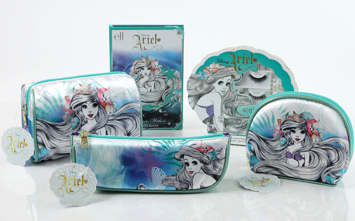 Disney-Princess-Ariel-Beauty-Collection