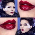 Tutorial - boca poderosa da Evil Queen Regina de Once Upon a Time