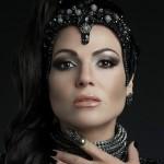5 maquiagens da Regina Evil Queen em Once Upon a Time