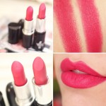 Dupe - batom All Fired Up da MAC X Vermelho Indiano da Yes Cosmetics