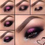 10 maquiagens com rosa