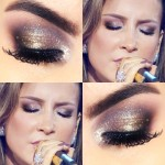 Tutorial - maquiagem iluminada da Claudia Leitte no The Voice