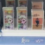 Coleção de maquiagem da Elsa de Frozen